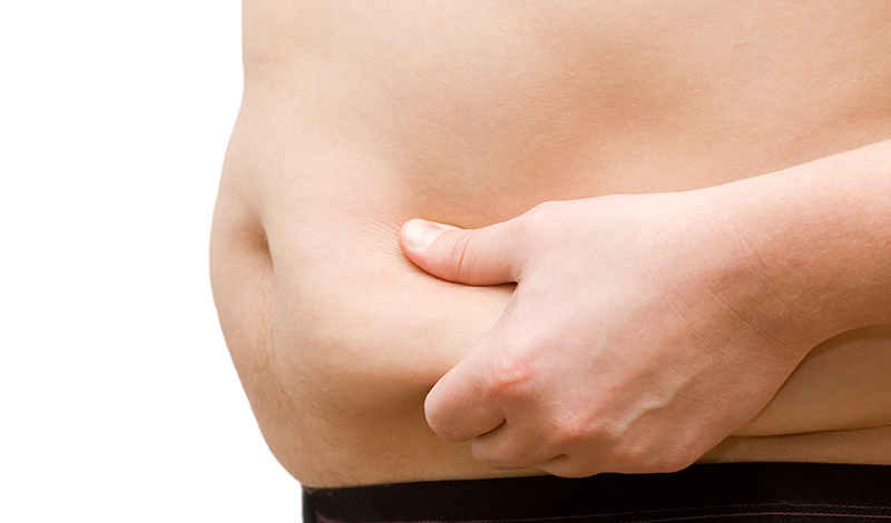 Do the belly fats have health implications